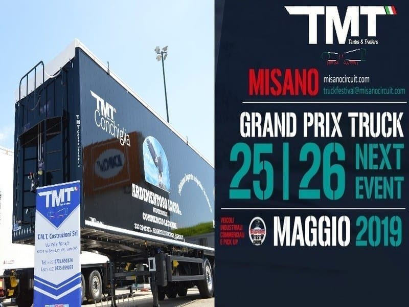 Weekend del Camionista al Misano World Circuit